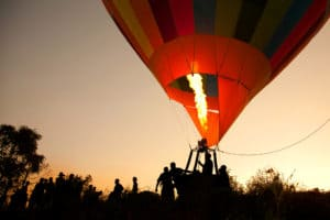 Second Firsts: Balloon